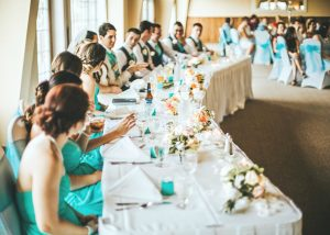 West Michigan Wedding Reception