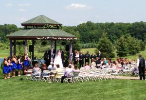 West Michigan Wedding Ceremony